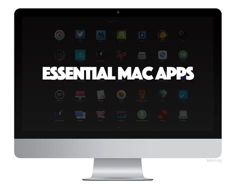 best mac app the best mac apps and utilities for mac os x