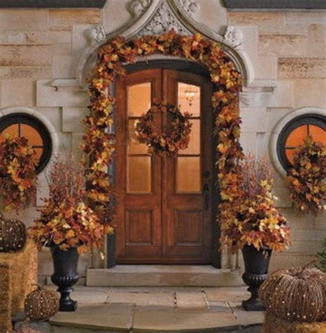 Fall Decorating Ideas For Your Front Porch by 33 Front Porch Decorating Ideas For Fall