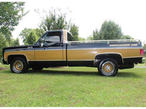 1975 gmc truck 1975 gmc for sale classiccars cc 578910