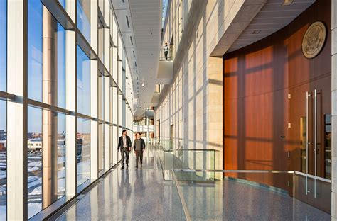 Mba Cedar Rapids by Us Courthouse Cedar Rapids William Rawn Associates