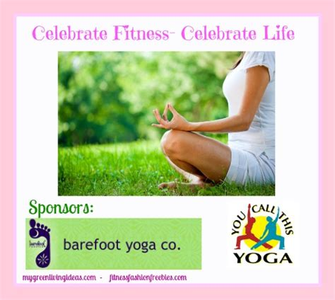 Fitness Giveaways - fitness giveaway sit stretch smile book video barefoot yoga mat the bandit lifestyle