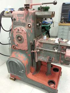Burke Horizontal Vertical Milling Machine Milling
