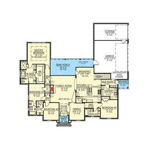 house plan 4 bed acadian house plan with bonus room eurohouse