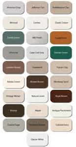 norandex siding colors custom color sles new concept louvers inc new