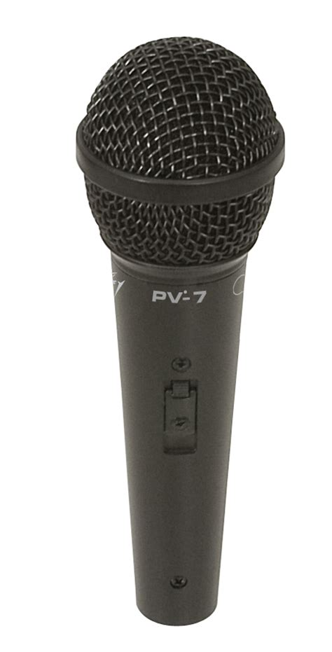 Cable Mic 5 Meter peavey pv 7 microphone w xlr cbl and 5 meter xlr to xlr mic cable 3013490 pev13 3013490