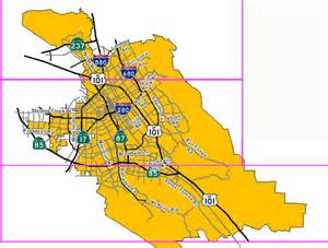 san jose ca official website zoning maps
