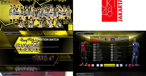 download mod game pes 2013 cyber crime download all mods graphics jkt48 pes 2013 by