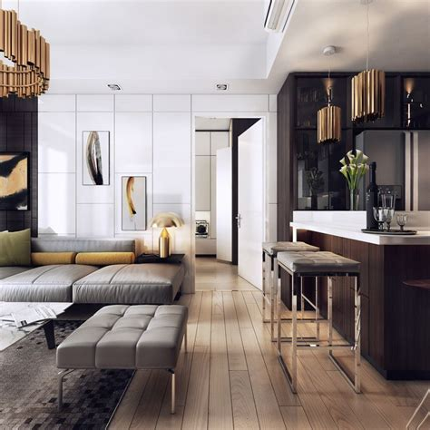 25 best ideas about luxury apartments on impressive luxury apartment design ideas and sofa