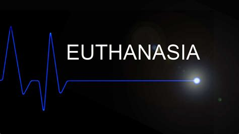 Euthanasia Also Search For Mercy Killing Debate Should Euthanasia Be Legalized Netivist