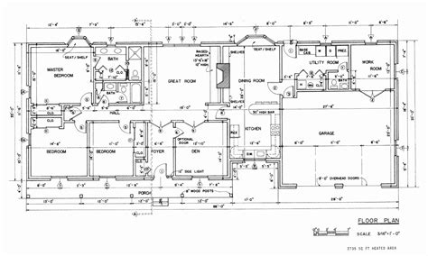 Ranch House Floor Plans With Basement by 2 Bedroom Ranch House Plans With Walkout Basement New