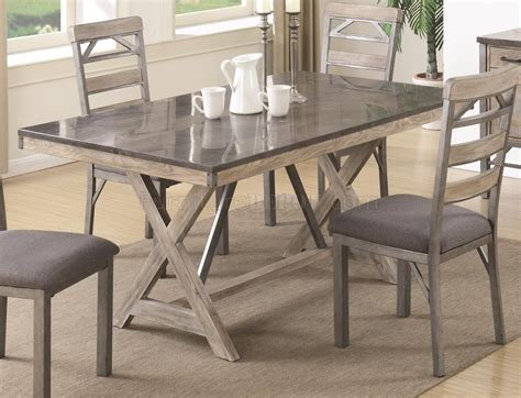 melbourne 106321 dining table by coaster w options
