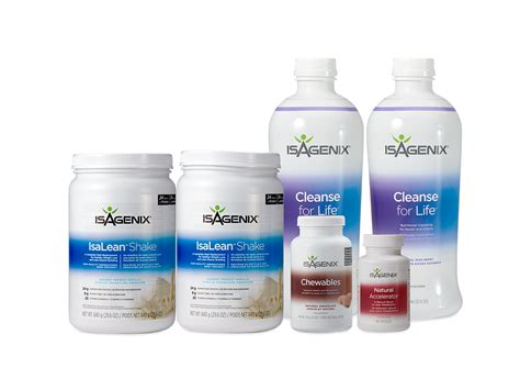 The S Own Detox System by Isagenix 9 Day Cleanse Abundant Energy