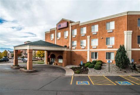 comfort care colorado springs comfort suites colorado springs co 2017 hotel review