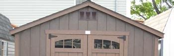 gambrel roof shed vs gable roof shed which design is best for you alan s factory outlet blog of storage sheds garages and