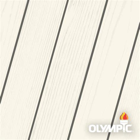 olympic maximum  gal mystic white solid color exterior