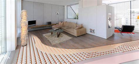 vloerverwarming badkamer op houten vloer vloerverwarming op bestaande vloer leggen het kan met