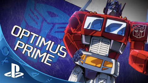Ps4 Transformers Devastation transformers devastation playable character features