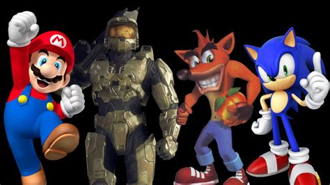 best videogame top 10 memorable characters of all time