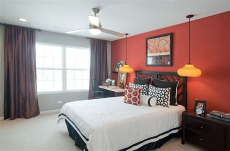 red bedroom color schemes a few things you should know about colors before painting