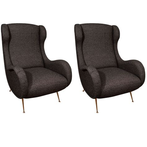 winged armchairs for sale pair of french winged armchairs at 1stdibs