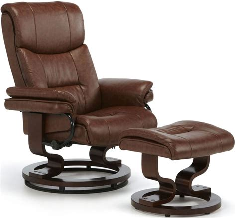 leather recliner chair uk buy serene moss chestnut faux leather recliner chair