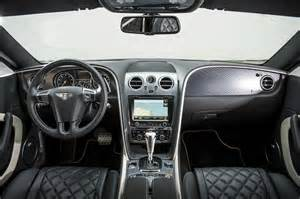 Bentley Coupe Interior Bentley Continental Gt Reviews Research New Used Models
