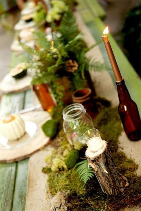 65 outdoor woodland wedding decor ideas happywedd