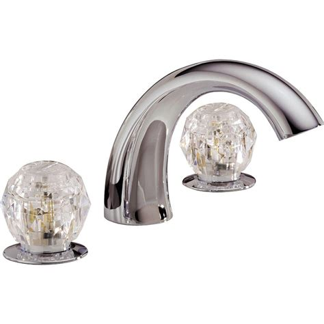 roman faucets for bathtub delta vero 2 handle deck mount roman tub faucet with hand