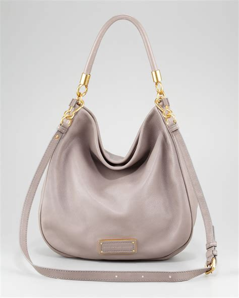 New Marc By Marc Bags At Neiman by Lyst Marc By Marc To Handle Hobo Bag In Gray