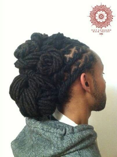 dreads styles for africans 90 best men loc styles images on pinterest dreadlocks