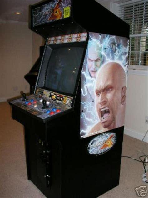 tekken 4 videogame by namco