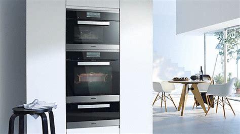 Home Kitchens Designs by Miele Backen Und Dampfgaren