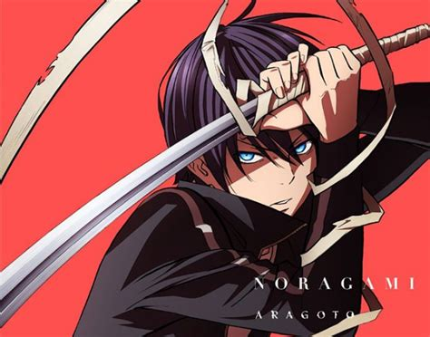 imagenes anime noragami 6 anime like noragami recommendations