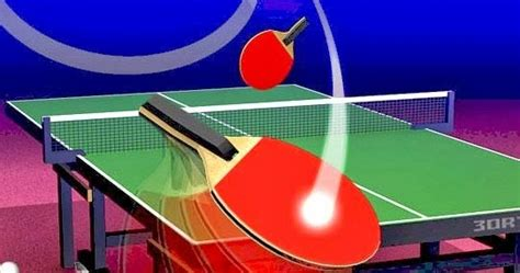 Meja Tenis Meja Kettler blogku wasyanto olah raga penjas pengertian tenis meja