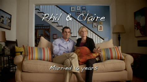 phil and claire dunphy modern family three funny families and their three fab houses