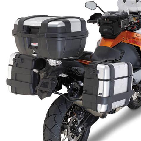 P R O M O Box Givi E43ntl Mulebox givi plr7705 sidecase mounting kit ktm 1190 adventure r