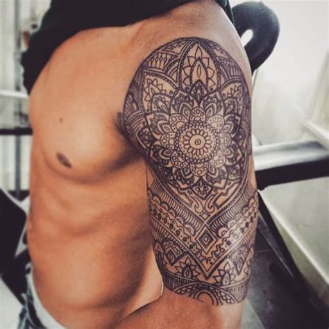 mens mandala tattoo best 25 mandala ideas on mens