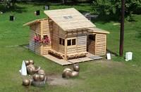 Une Cabane En Palettes Pour 364 Euros 500$ – Les Moutons