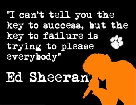 ed sheeran quotes ed sheeran song quotes inspirational quotesgram