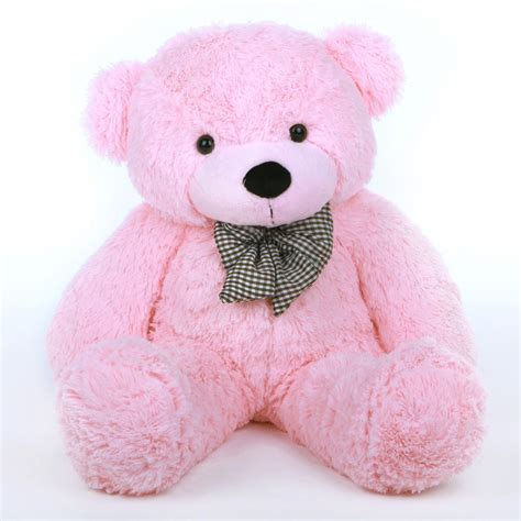 wallpaper pink teddy bear lovely and cute pink teddy bear colors photo 34605173