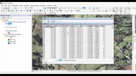 tutorial arcgis earth tutorial arcgis tracking analyst concatenar datos