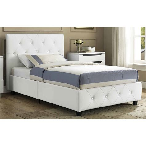 Who Sells Bed Frames Does Walmart Sell Bed Frames Upholstered Bed Frame Grey
