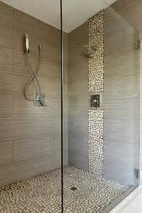Walk In Shower walk in shower ideas feature tile and dual shower heads