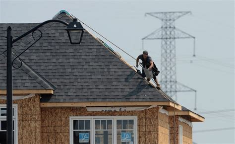 canadian housing mortgage corporation home construction to slow down in most of canada cmhc toronto star