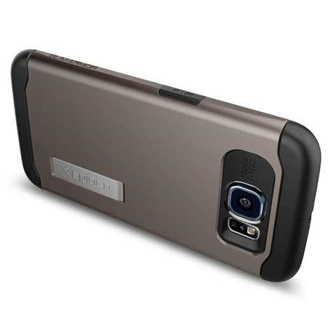 Sgp Slim Armor Tpu Kickstand Samsung Galaxy S6 Oem Green spigen 174 slim armor sgp11330 samsung galaxy s6