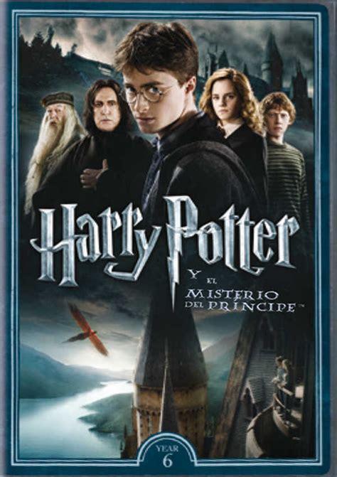 misterio del prncipe desaparecido harry potter y el misterio del pr 205 ncipe dvd de david yates 8420266007025 comprar pel 237 cula