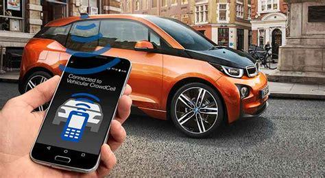 imagenes de autos inteligentes bmw vehicular crowdcell tecnolog 237 a para autos