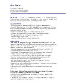 Investment Objective Statement It Manager Resume Objective Best Resume Sample