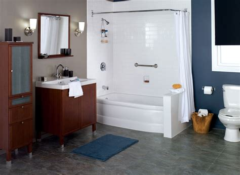 Interior Small Corner Tub Shower Combo Oval Freestanding Bathroom With Tub And Shower