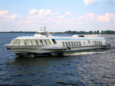 hydrofoil boat russia high speed hydrofoil boat nizhny novgorod city guide
